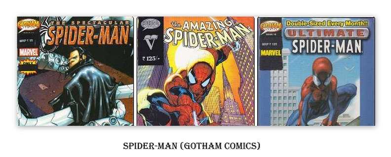 Spider-Man - Gotham Comics