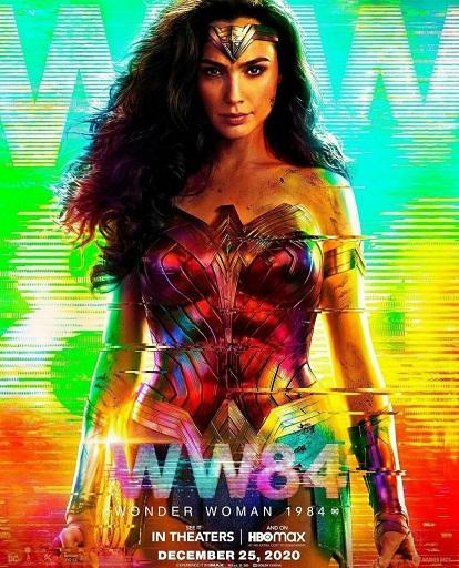 Wonder Wonder 1984- Movie - DC Comics