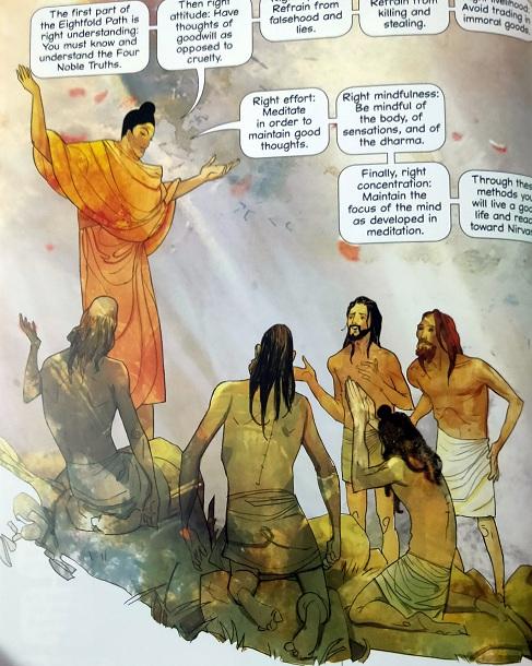 Buddha: An Enlightened Life (Campfire Graphic Novels)