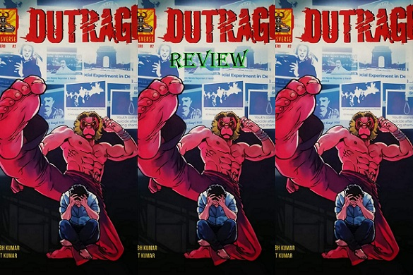 Indusverse - Outrage - Graphic Novel Review