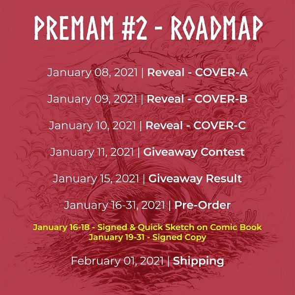 Premam #2 - Maze Comics