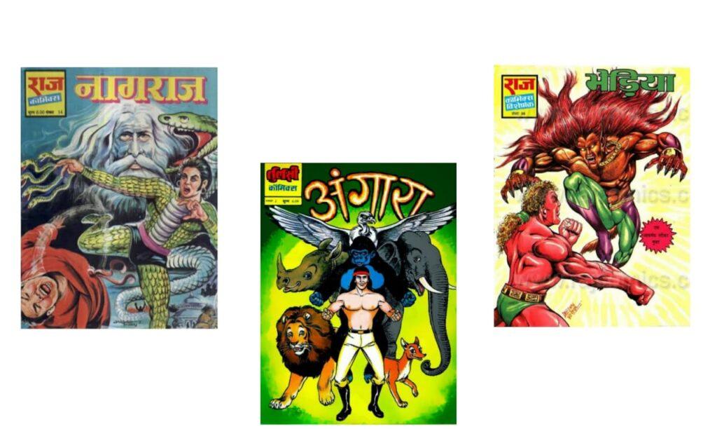 Writer - Parshuram Sharma - Comics