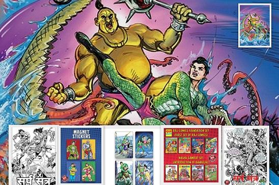 Raj-Comics-By-Manoj-Gupta-Updates