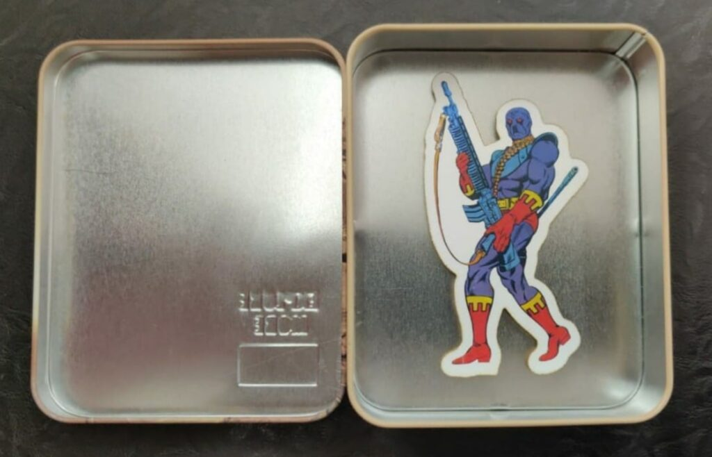Raj Comics - Magent Sticker Box Set