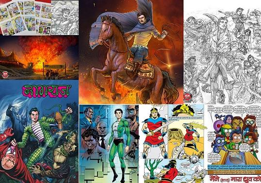 Raj-Comics-Weekly-Updates