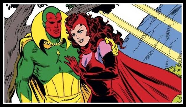 WandaVision - Marvel Comics