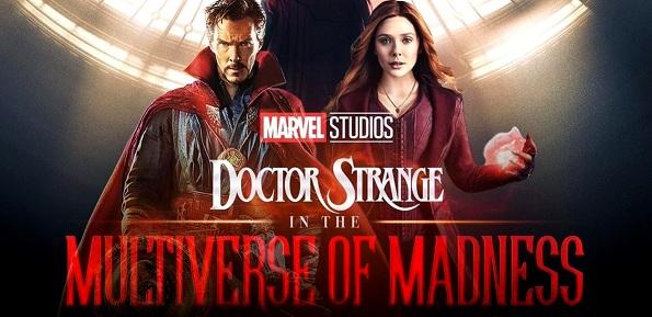 Doctor Strange In The Multiverse Of Madness - Marvel Studios