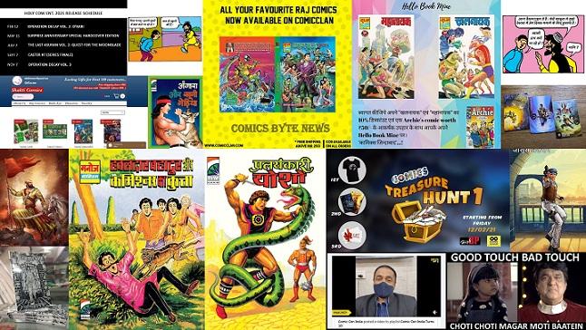 Comics Byte News 29