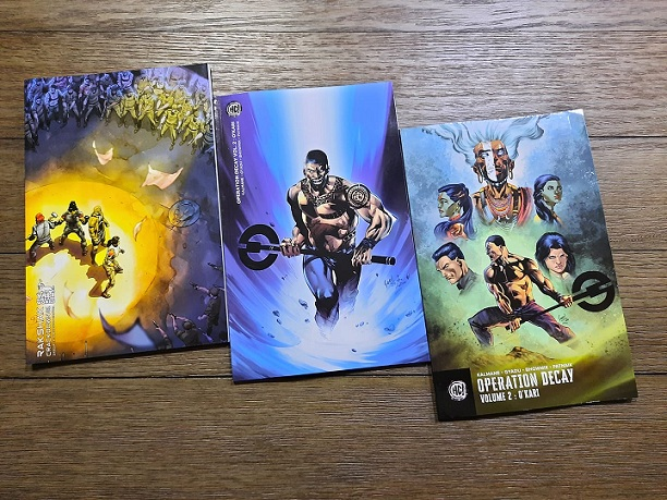 Holy Cow Entertainment - Pre Order Books