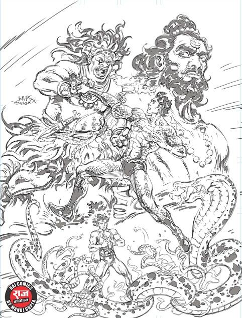 Nagraj Yatra Vritant - 2 - Raj Comics