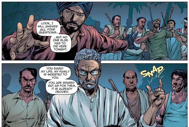Rakshak Season 2 - Crackdown Book 1 - Yali Dream Creations