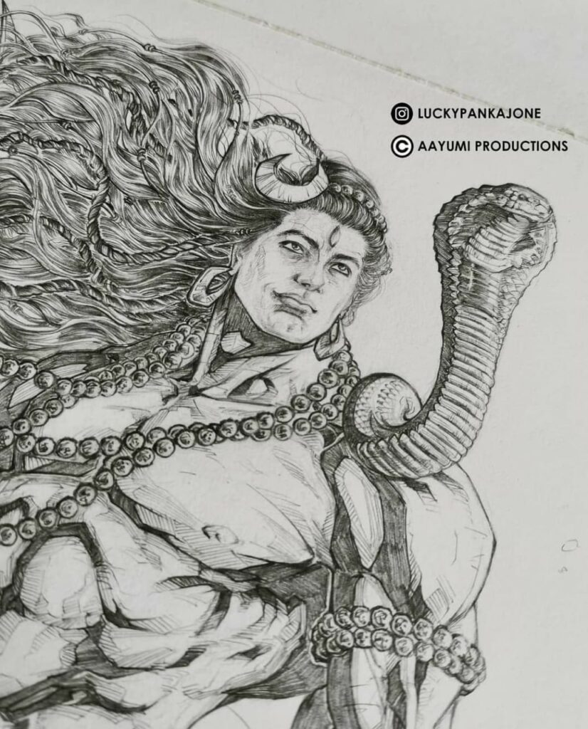 Aayumi Productons - Bholenath - Pankaj Naik