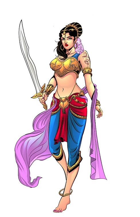 Apsara - Tausi - Tulsi Comics - Raj Comics