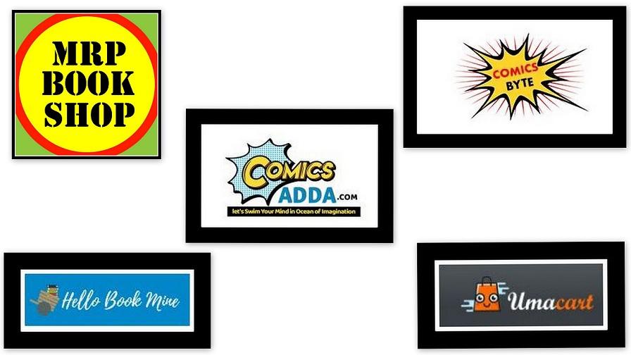 Comic Book Sellers