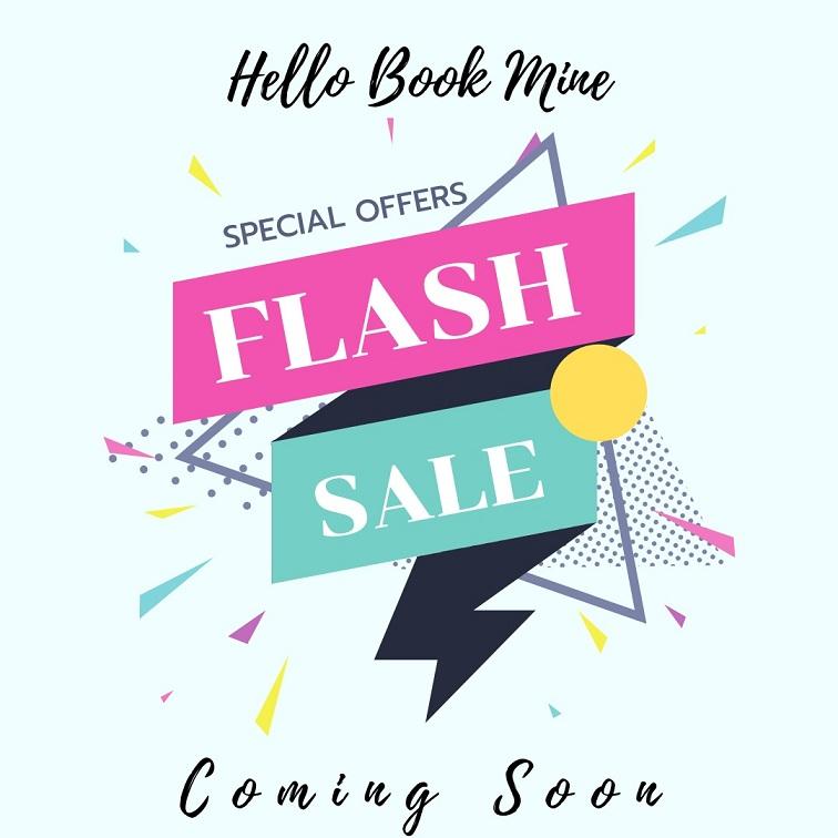 Hello Book Mine Flash Sale