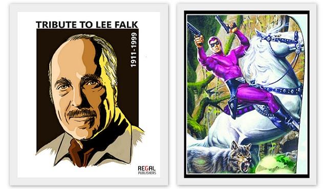 Lee Falk - The Phantom - Regal Comics