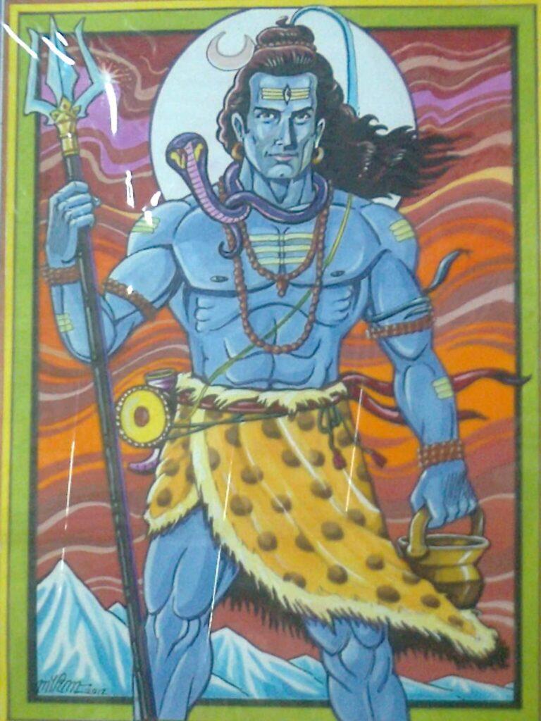 Mahadev By Vivek Kaushik