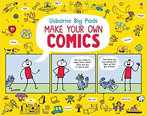 Make Your Own Comics