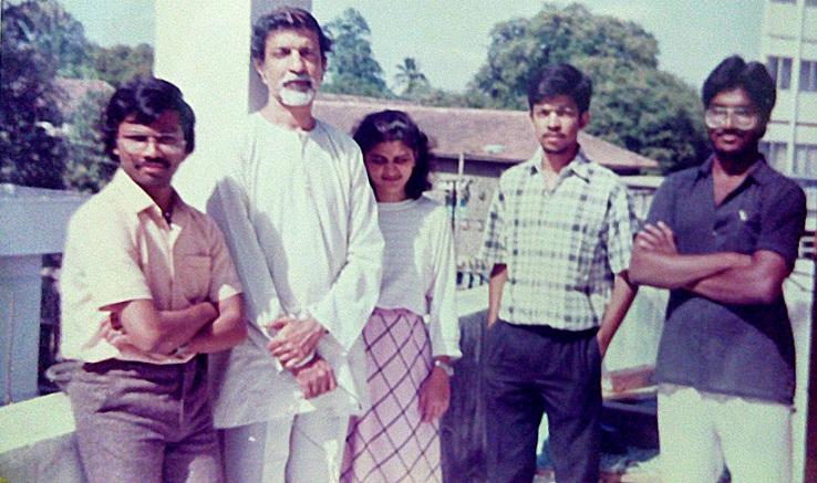 Pratap Mullick - Chandu Artist - Milind Mullick - K C Reddy - 1991