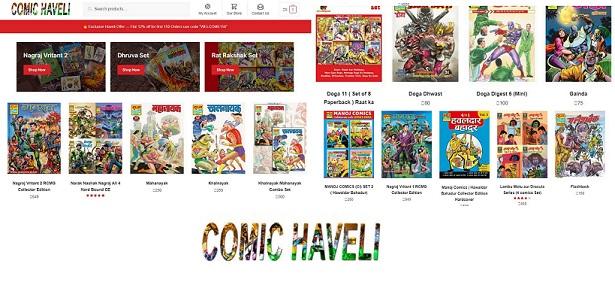 Comic Haveli - Comic Book Shop
