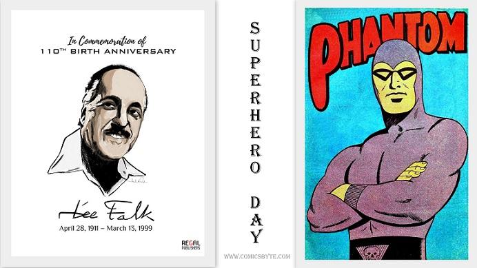 Lee Falk & Phantom