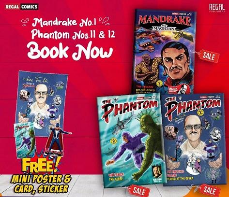 Phantom And Mandrake