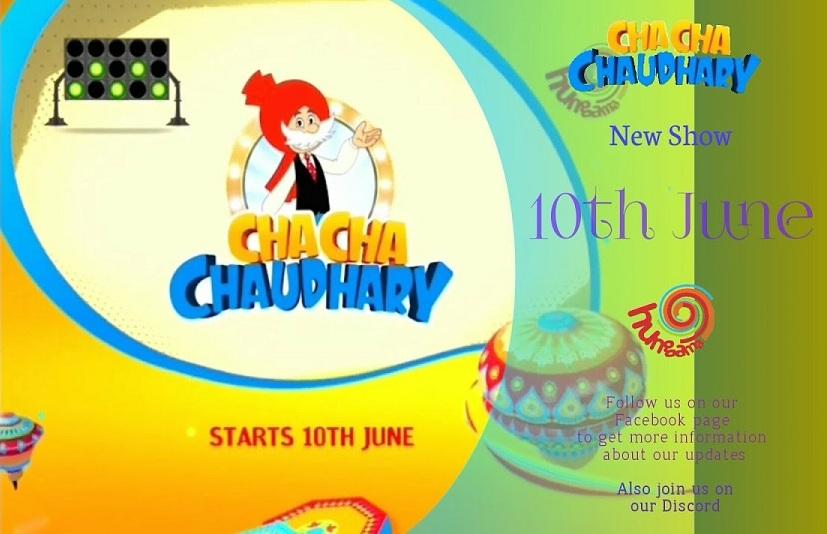 Chacha Chaudhary - Hangama TV