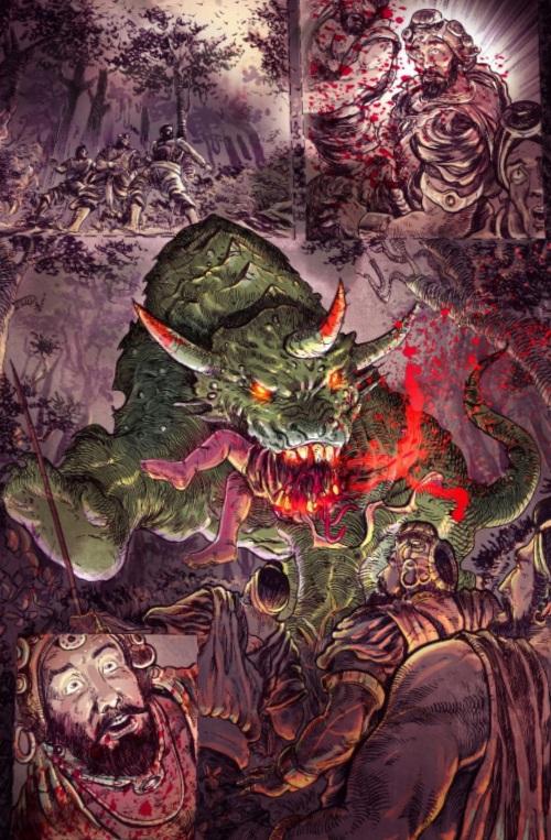 Dracula - Dragon