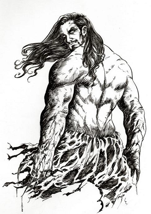 Dracula - Hindi - Sketch - Bullseye Press