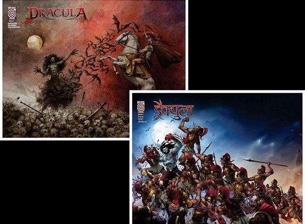 Dracula - The Battle Of Three Kings