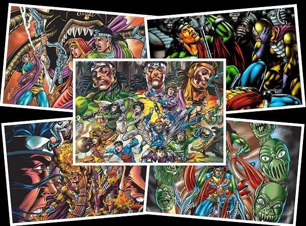 Nagayan - Raj Comics