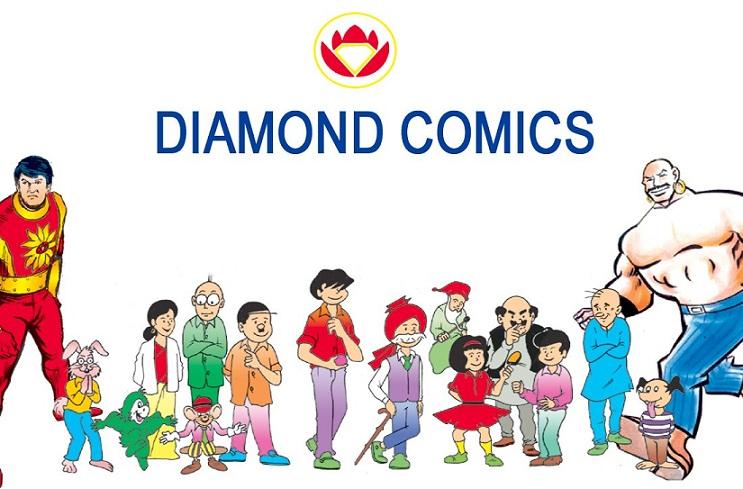Diamond Comics - Banner