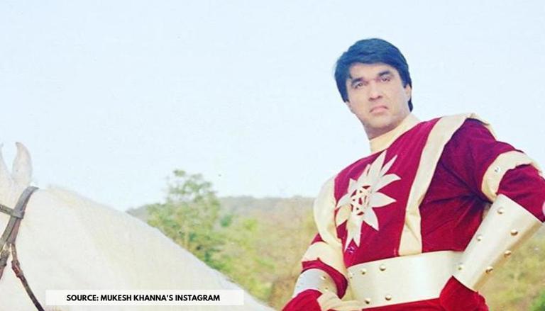 Mukesh Khanna Instagram - As Shaktimaan