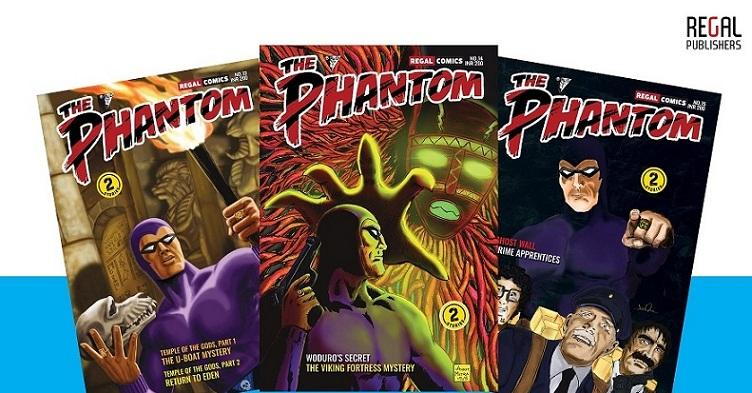 Phantom - Regal Publishers - Comic Book