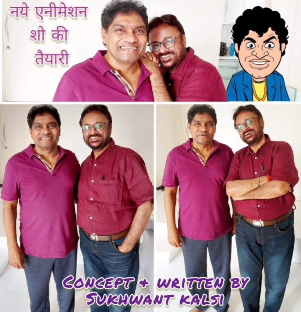 Sukhwant Kalsi - New Show with Johny Lever
