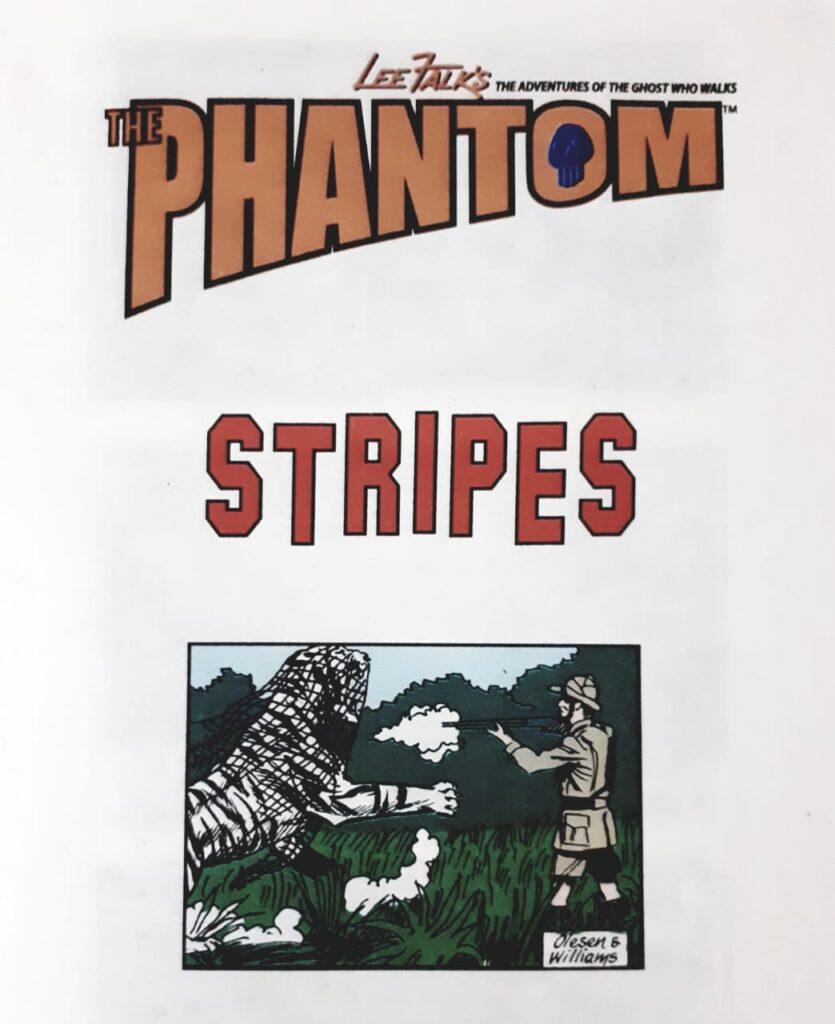 The Phantom Stripes