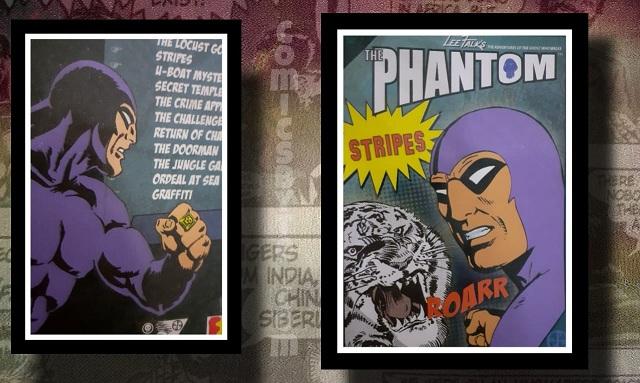 The Phantom Stripes - Comics Review