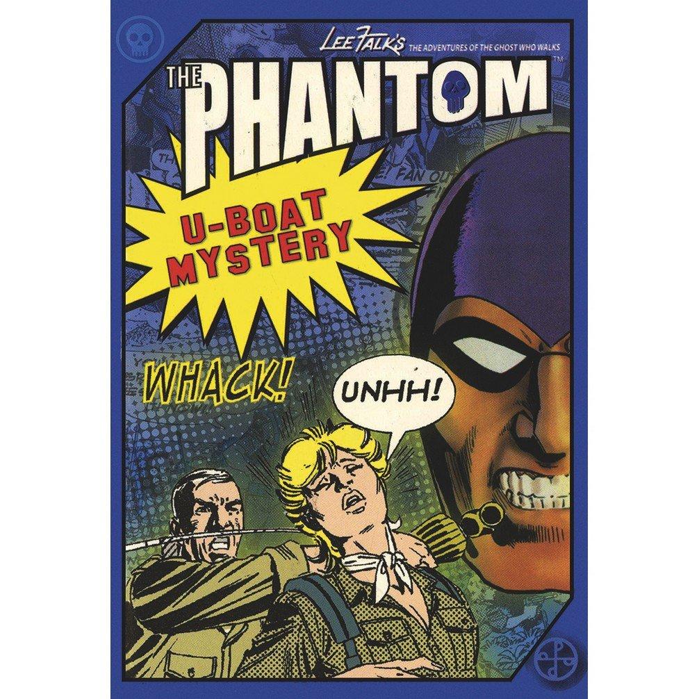The U Boat Mystery - The Phantom