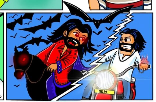 Bullseye Bungaloo - Comics