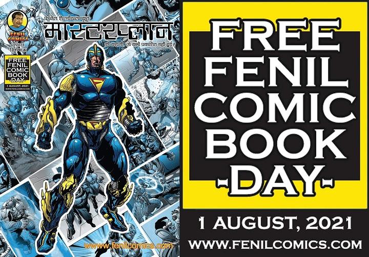 Free Comic Book Day - Faulad Script Book
