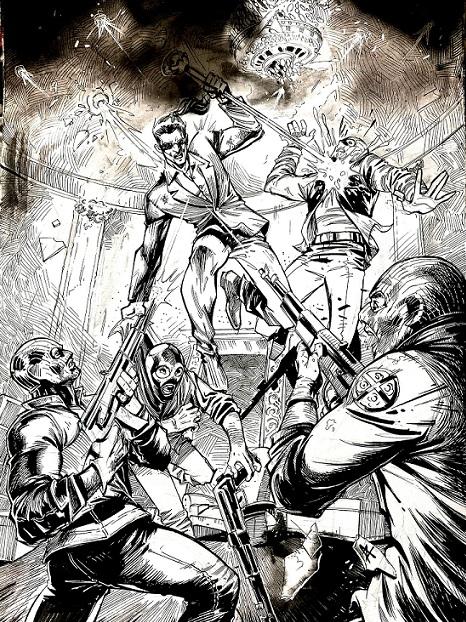 Incognito - Swayambhu Comics