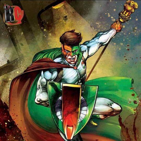 Tiranga - Raj Comics