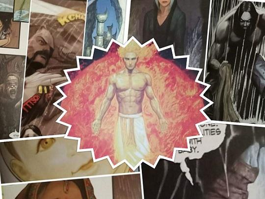 Devasharad - Fluid Comics - Graphic Novel