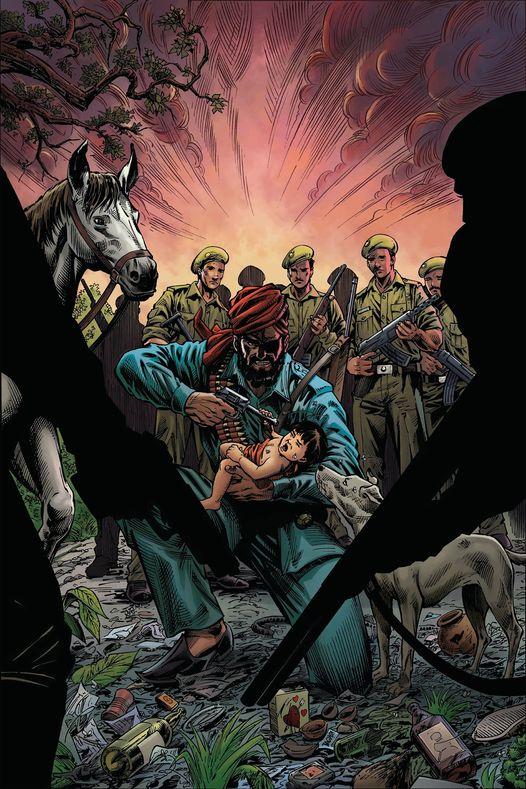 Kachrapeti - Doga - Raktkatha - Raj Comics