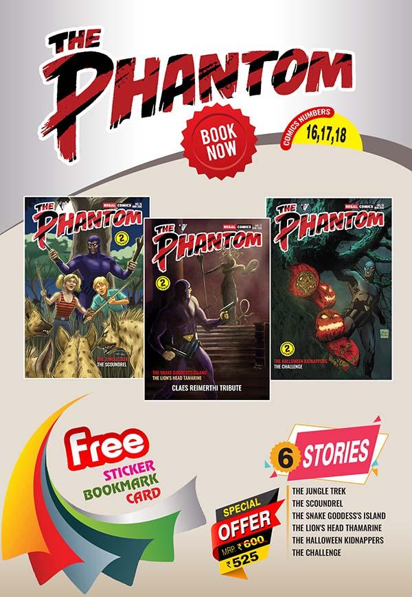 Phantom 16-18 - Regal Publishers