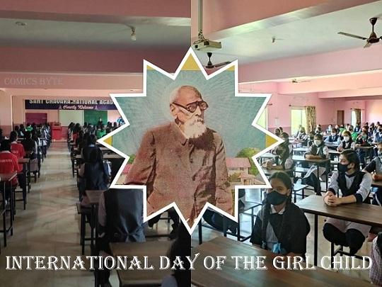 International Day Of The Girl Child - Comics Byte