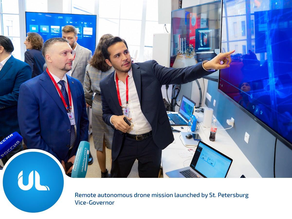 5G-enabled autonomous robotics solutions