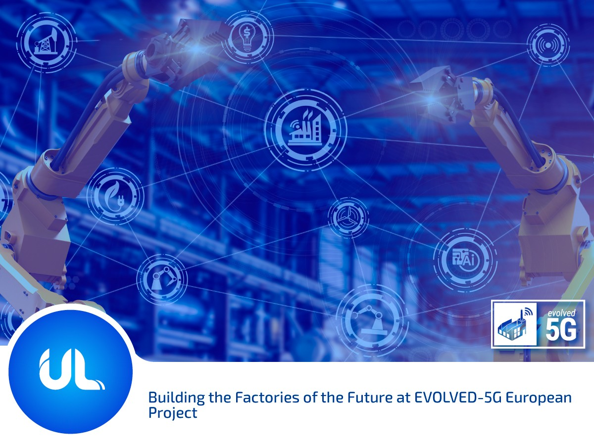 Factories of the Future market for EVOLVED-5G