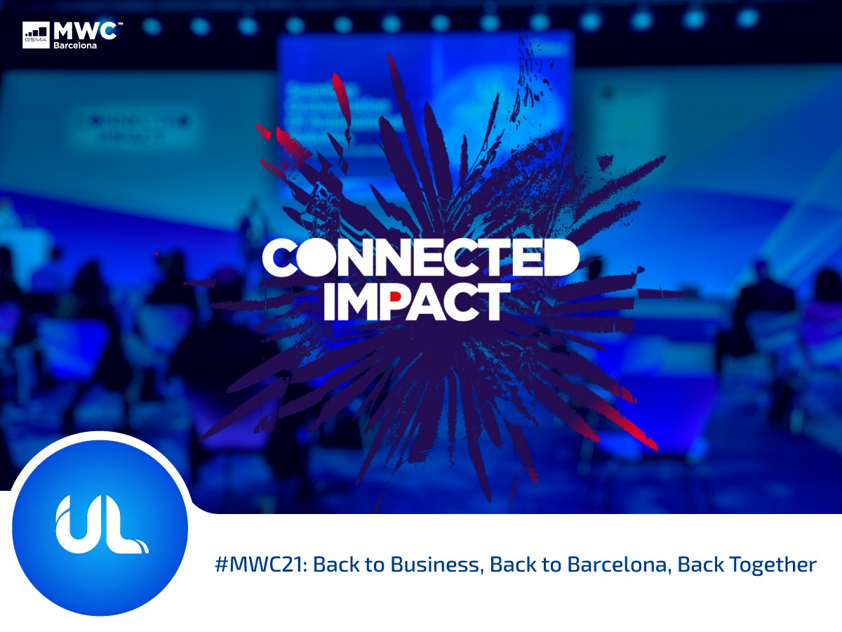 Mobile World Congress 21 cover page