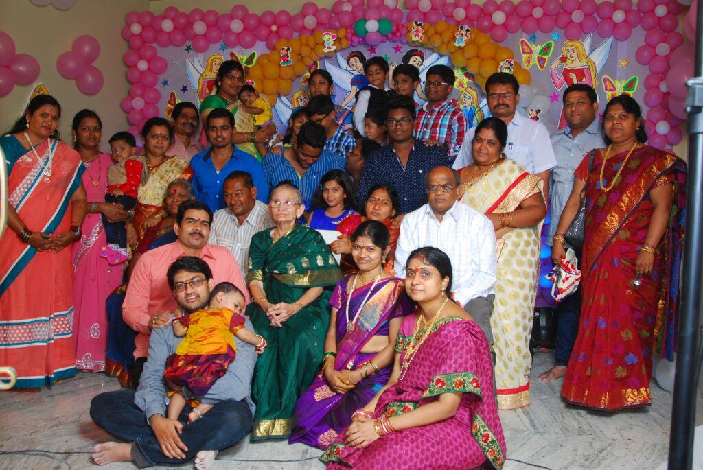 Complete Kasala Family